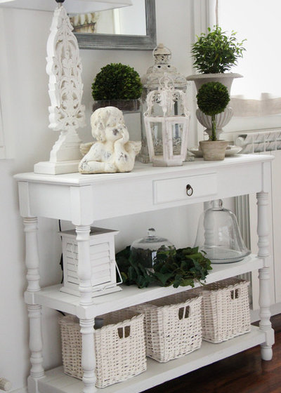 Shabby-chic Style  by Sweet as a Candy