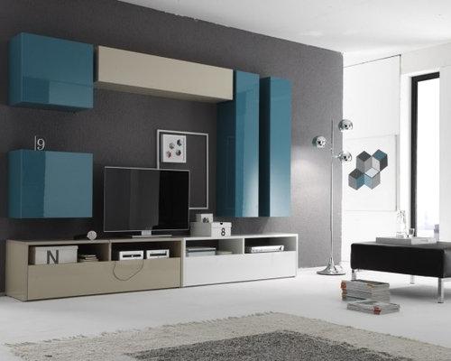 Modern wall units - Lc spa mobili ...