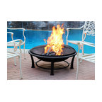 Outdoor Firepit Stainless Steel