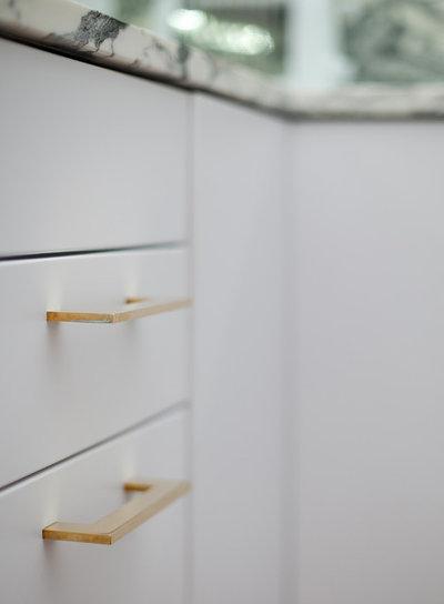 Ugens køkken: seks kvadratmeters køkken er totalrenoveret luksus