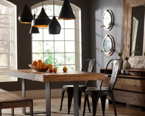 Amazoncom industrial dining room light