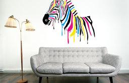 Zebra Color Decal by SBL Design