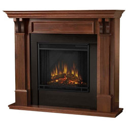 Traditional Indoor Fireplaces by ShopLadder
