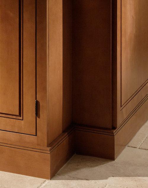 Kitchen cabinets products - Kitchen cabinet toe kick options ...