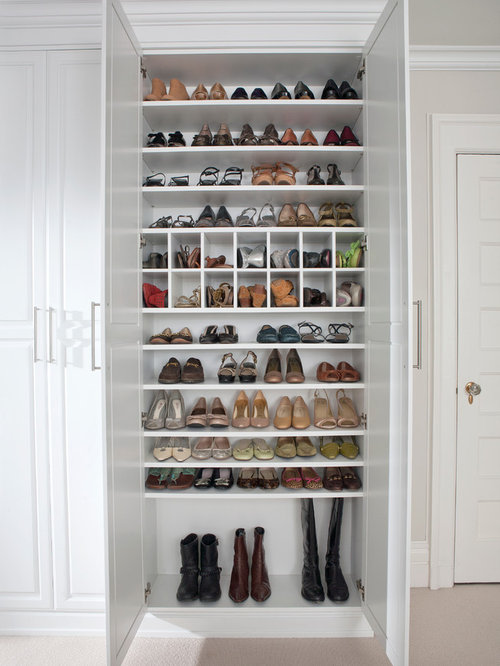 shoe closet home design ideas pictures remodel and decor