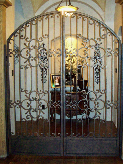 wrought iron interior gates barn door baby gate car interior design