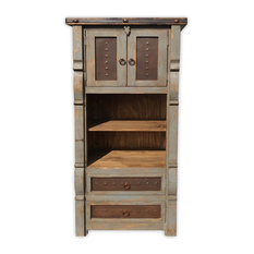 Wonderful It Is A Rustic Piece Of Furniture That Includes A Storage Compartment And 8 Small Storage Drawers Its Size Is 3375 H X 3625 W X 22 D Found By RaquelStone122 Set Of Bathroom Furniture Made Of Pine Wood Includes Sink Cabinet