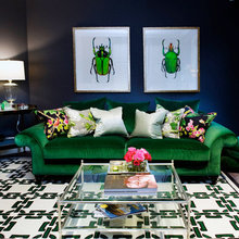 Dare to go Dark: Decorating with Dramatic Colours