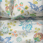 Sunbird Sheet Set - Anthropologie.com