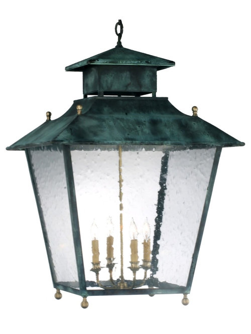 hanging copper lanterns pendant style indoor and outdoor