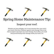 Spring Home Maintenance Tips