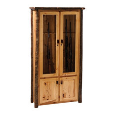 Shop Rustic Alder Cabinets Products on Houzz