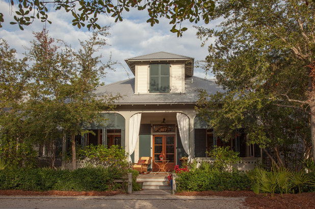 Houzz Tour Lessons In Florida Cracker Style From A Vacation Home