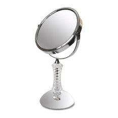 Taymor Vanity Mirror In Chrome Finish Makeup Mirrors