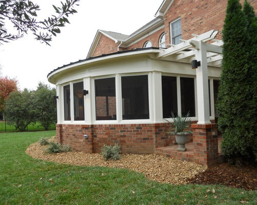 All Season Porch Home Design Ideas Pictures Remodel And