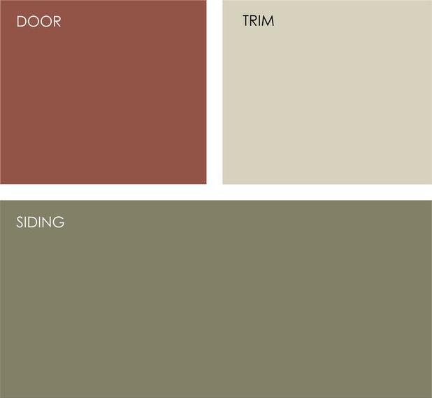 3 exterior paint dilemmas 7 palette solutions for Clay beige color combinations
