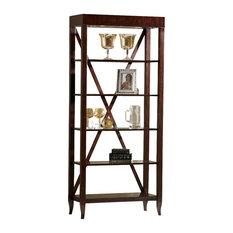 Hekman Furniture - Metropolis Tall Etagere - Bookcases