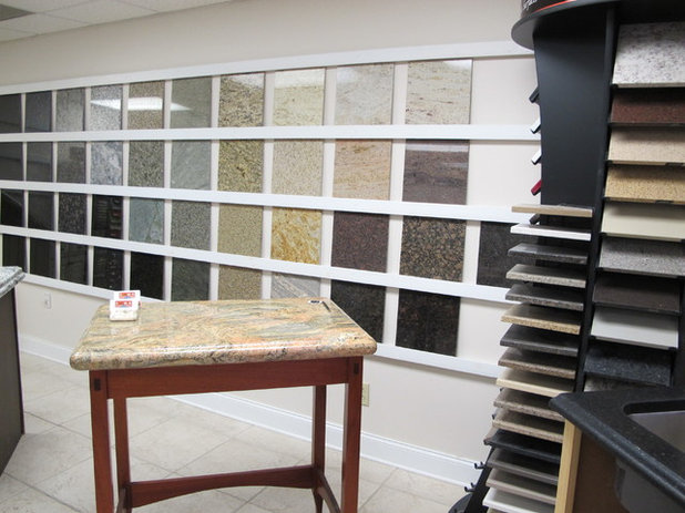 Walk Through A Granite Countertop Installation Showroom To Finish