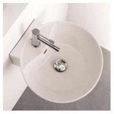 moderne waschbecken aufsatzwaschbecken und handwaschbecken. Black Bedroom Furniture Sets. Home Design Ideas