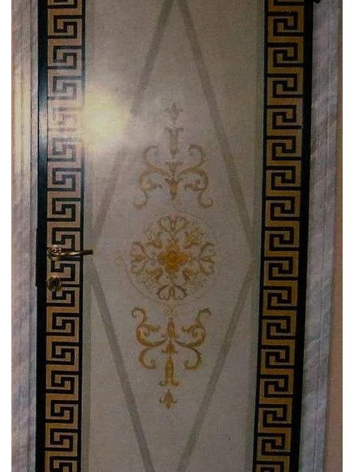 Porte Dipinte A Mano. Gallery Of Porta Del Passato Pregiata ...