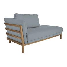 chaises longues et m ridiennes scandinaves. Black Bedroom Furniture Sets. Home Design Ideas
