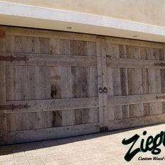 Eclectic Garage Doors And Openers Houzz