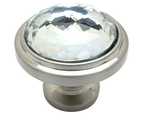 Glass Cabinet Knobs - Cabinet And Drawer Knobs