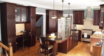 Notre dame de pontmain qc cabinets cabinetry professionals for Kitchen cabinets quebec