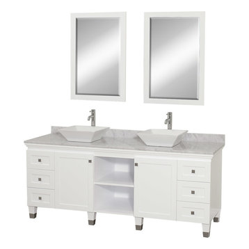 ... shaker doors, resulting in a timeless piece of bathroom furniture