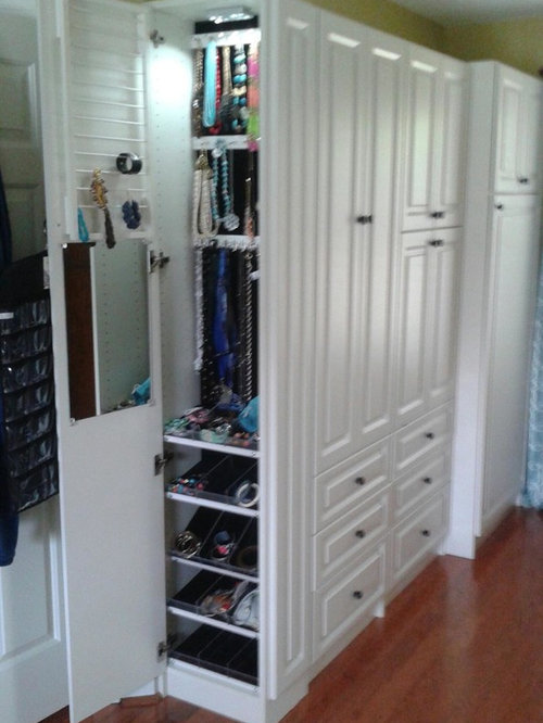 Custom Jewelry Armoire Home Design Ideas, Pictures, Remodel and Decor