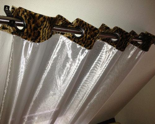 rideau pour fen tre de toit made in france. Black Bedroom Furniture Sets. Home Design Ideas