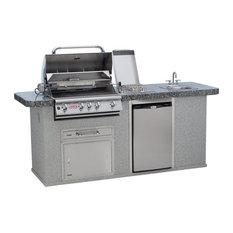 Granite Kitchen Countertop Outdoor Products | Houzz