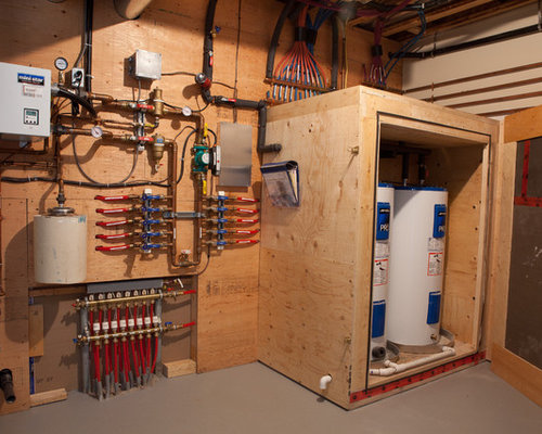 Mechanical Room Home Design Ideas, Pictures, Remodel and Decor