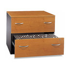 Lateral File Wall Unit - Eclectic - Filing Cabinets - columbus - by Geitgey's Amish Country ...