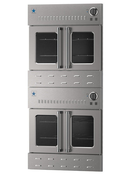 30 Quot Bluestar Double Gas Wall Oven