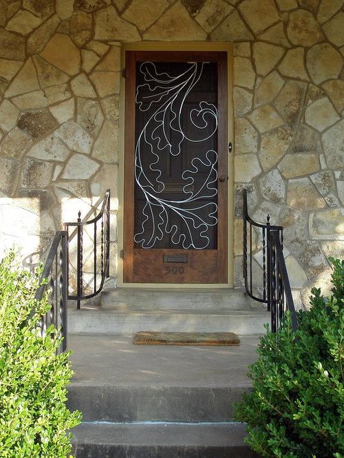 Unique Door Ideas Home Design Ideas, Pictures, Remodel and Decor