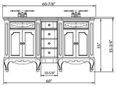 about standard comfort height and vessel sink height vanities http www ...