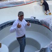 Alan Smith Pool Plastering & Construction's photo