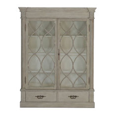 Modern Lighted China Cabinet China Cabinets & Hutches ...