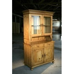 Shop Rustic Barnwood Hutch Products on Houzz