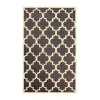 Threshold Fretwork Area Rug Contemporary Rugs By Target