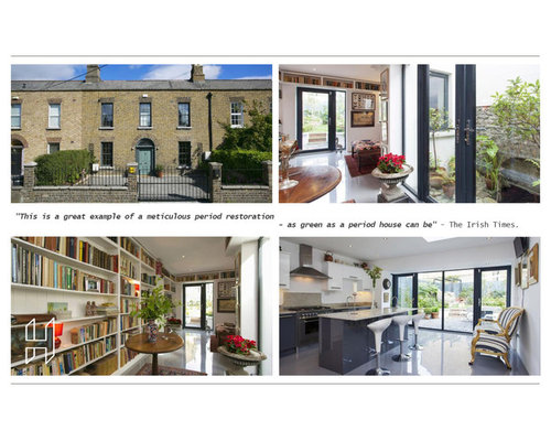 Period House Renovation Extension Mount Pleasant Ranelagh