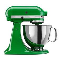 Shop Kitchenaid Artisan 5 Qt Stand Mixer Metallic Chrome