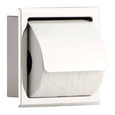 Shop White Recessed Toilet Paper Holder Products On Houzz