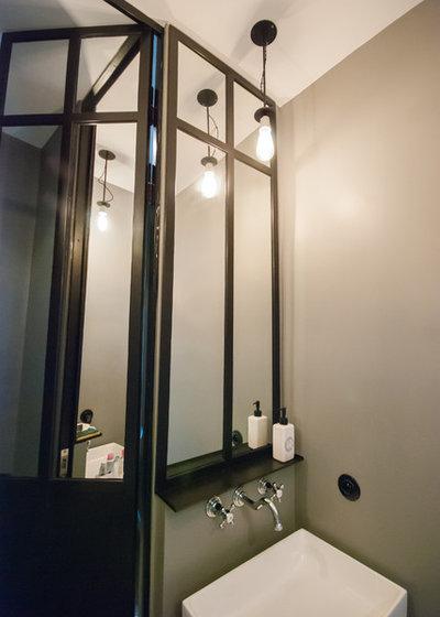 r novation comment installer une verri re atelier dans. Black Bedroom Furniture Sets. Home Design Ideas