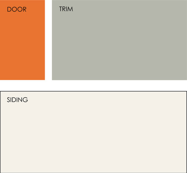 Front And Center Color When To Paint Your Door Orange