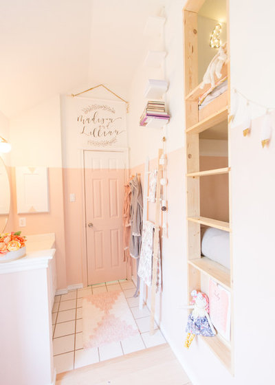 Room of the Day: A Dreamy Boho Bedroom for Tweens