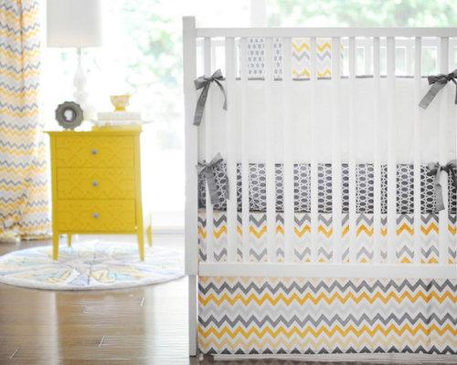 custom retro baby bedding 2