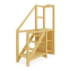 Lit mezzanine - Escalier cube pour mezzanine ...