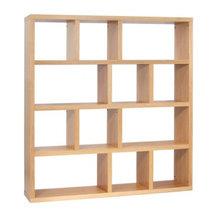 meuble biblioth que contemporain. Black Bedroom Furniture Sets. Home Design Ideas